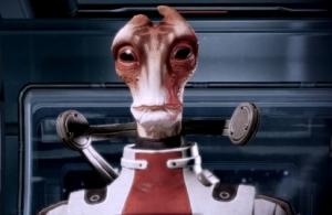 """""""I am the very model of a scientist Salarian...""""  :*("""