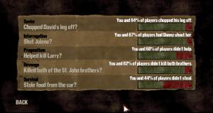 Episode 2 Stats