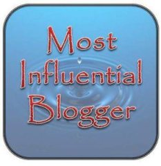 Most Influential Blogger Award
