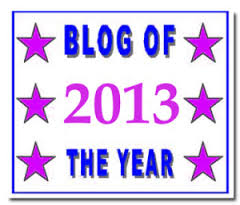 The Blog of the Year 2013 Award (6)