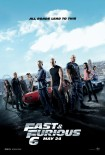 Fast 6 - Poster
