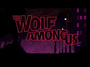 The Wolf Among Us - Poster