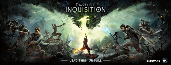 Dragon Age Inquisition - Poster