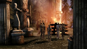 Wardens at Ostagar