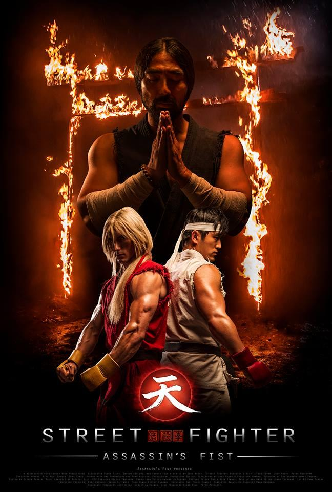 Street Fighter - Assassin's Fist Poster